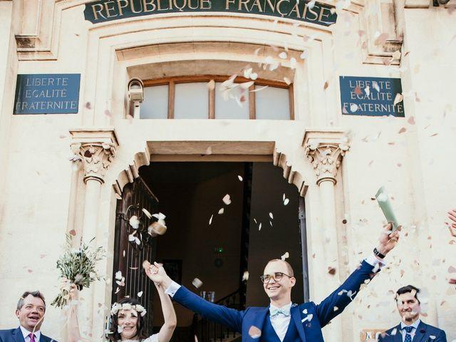 Le mariage de Damien et Camille à Saint-Gilles, Gard 46