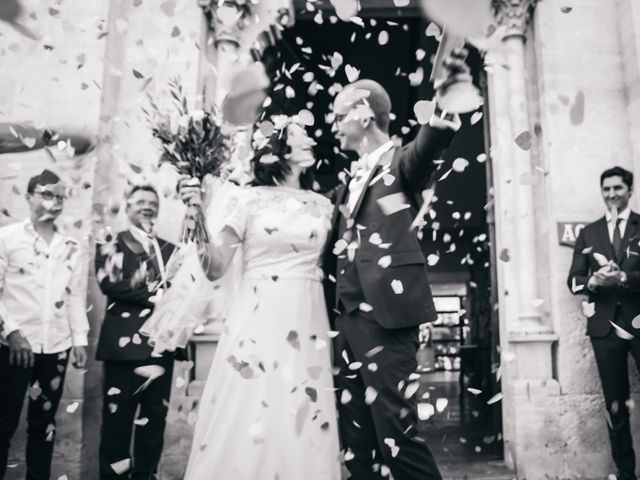 Le mariage de Damien et Camille à Saint-Gilles, Gard 48