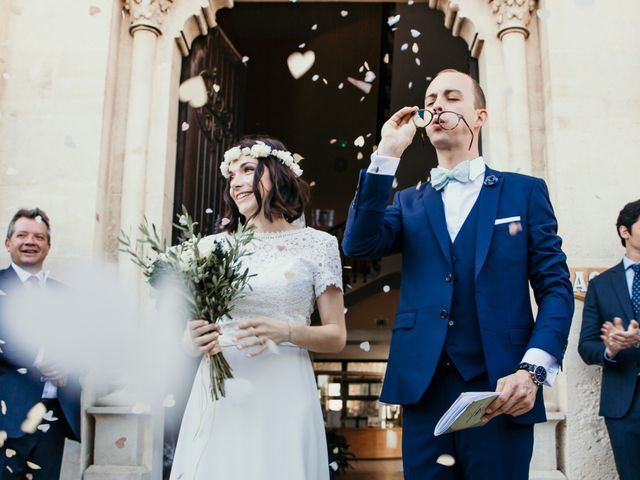 Le mariage de Damien et Camille à Saint-Gilles, Gard 50