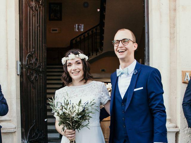 Le mariage de Damien et Camille à Saint-Gilles, Gard 51