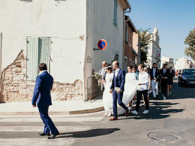 Le mariage de Damien et Camille à Saint-Gilles, Gard 52