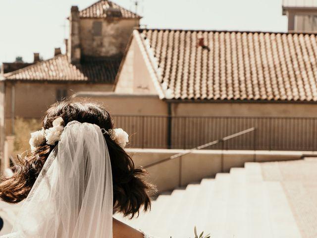 Le mariage de Damien et Camille à Saint-Gilles, Gard 55