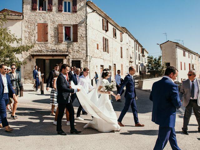 Le mariage de Damien et Camille à Saint-Gilles, Gard 57