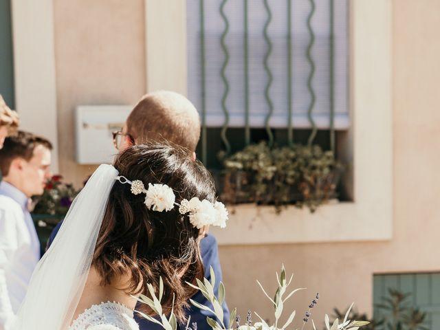 Le mariage de Damien et Camille à Saint-Gilles, Gard 58