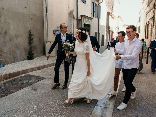 Le mariage de Damien et Camille à Saint-Gilles, Gard 61