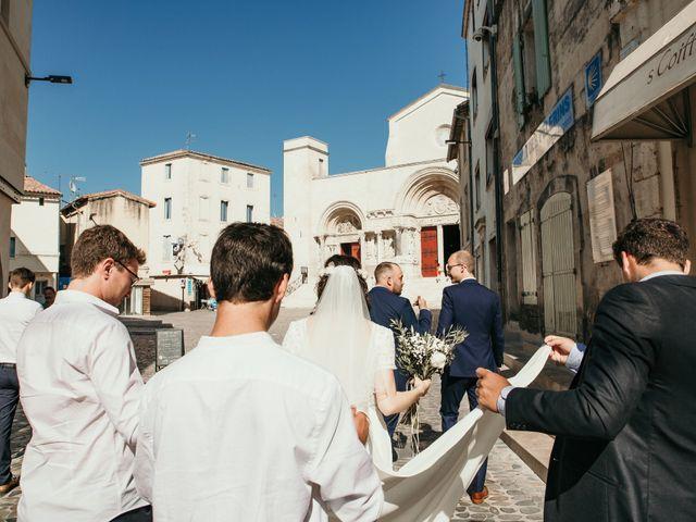 Le mariage de Damien et Camille à Saint-Gilles, Gard 62