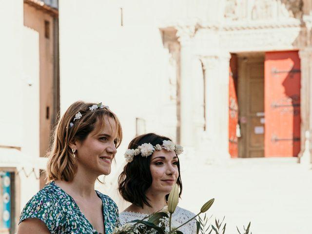 Le mariage de Damien et Camille à Saint-Gilles, Gard 66