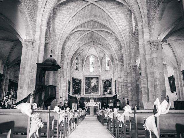 Le mariage de Damien et Camille à Saint-Gilles, Gard 79