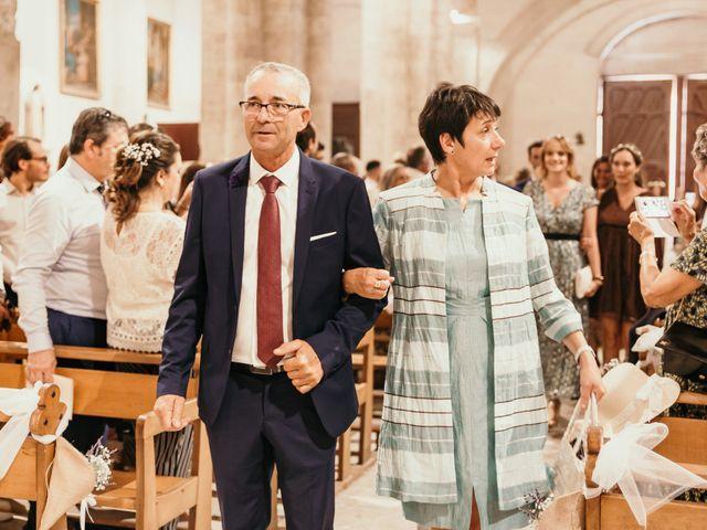 Le mariage de Damien et Camille à Saint-Gilles, Gard 84