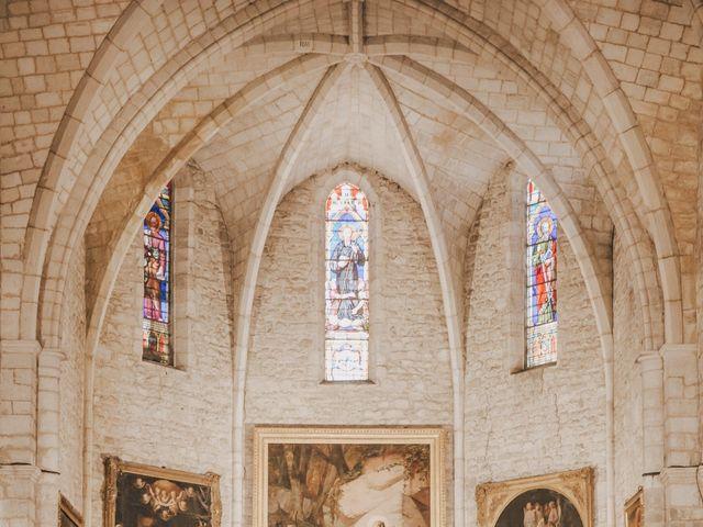 Le mariage de Damien et Camille à Saint-Gilles, Gard 99