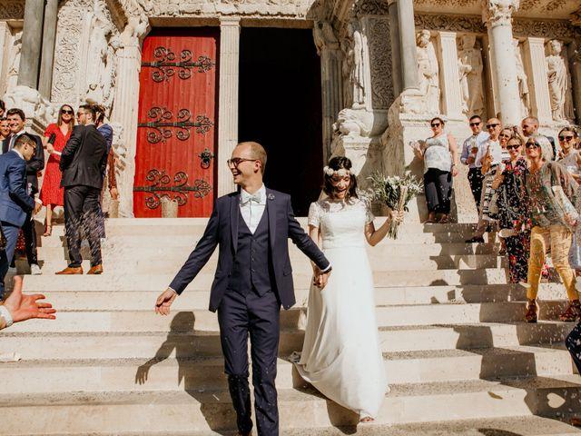 Le mariage de Damien et Camille à Saint-Gilles, Gard 111