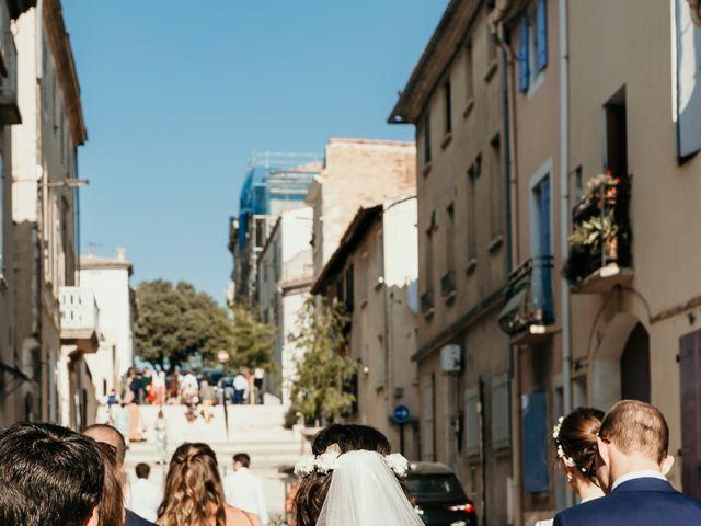 Le mariage de Damien et Camille à Saint-Gilles, Gard 116