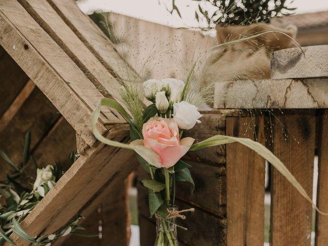 Le mariage de Damien et Camille à Saint-Gilles, Gard 139