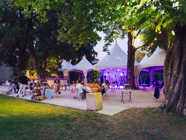 Le mariage de Damien et Camille à Saint-Gilles, Gard 153