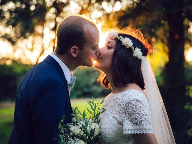 Le mariage de Camille et Damien