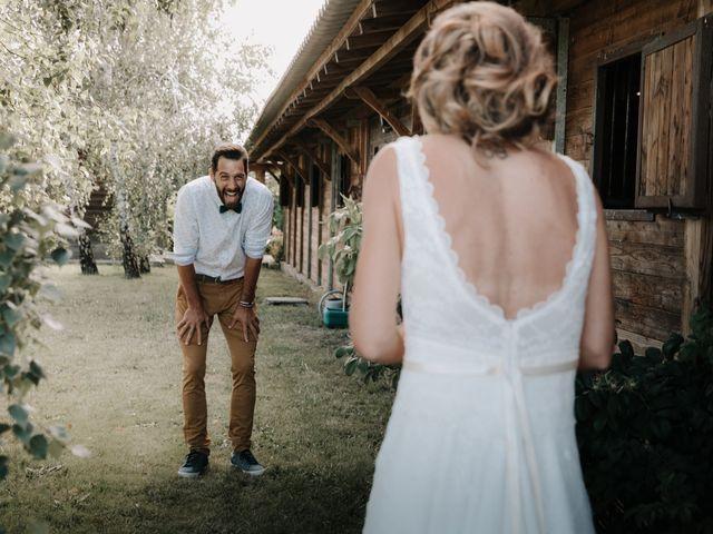 Le mariage de Liam et Mariah à Arès, Gironde 7