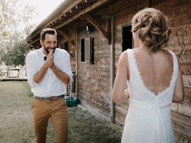 Le mariage de Liam et Mariah à Arès, Gironde 8
