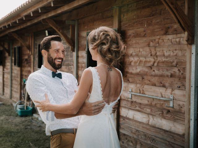 Le mariage de Liam et Mariah à Arès, Gironde 9