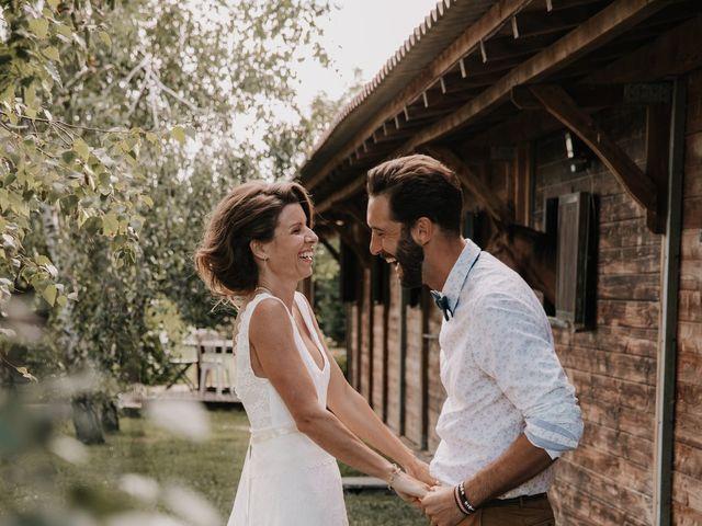 Le mariage de Liam et Mariah à Arès, Gironde 10