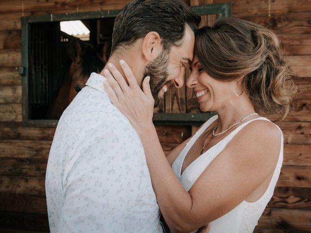 Le mariage de Liam et Mariah à Arès, Gironde 11