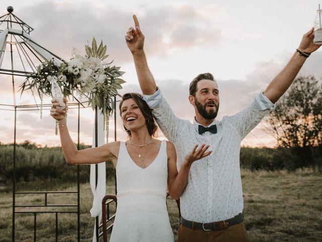 Le mariage de Liam et Mariah à Arès, Gironde 21
