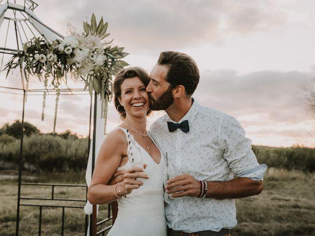 Le mariage de Liam et Mariah à Arès, Gironde 22