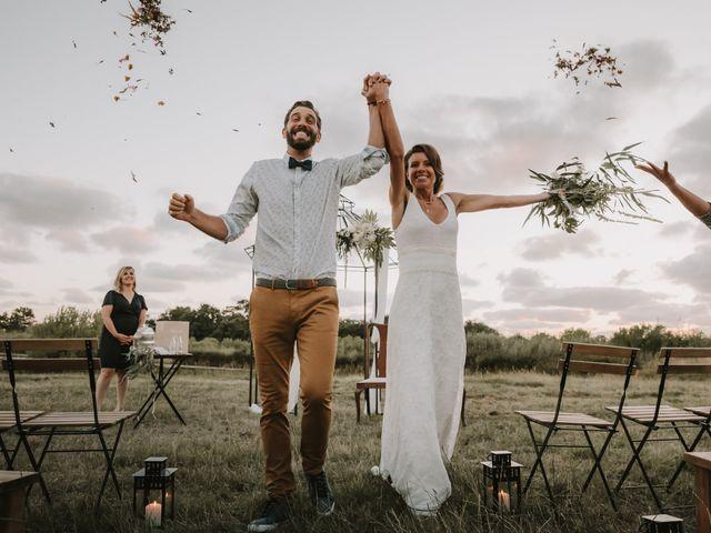 Le mariage de Liam et Mariah à Arès, Gironde 23