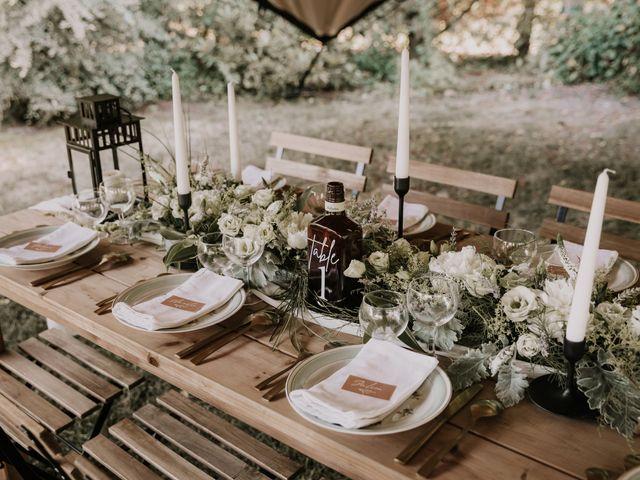 Le mariage de Liam et Mariah à Arès, Gironde 25