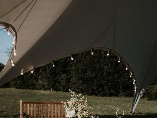 Le mariage de Liam et Mariah à Arès, Gironde 26