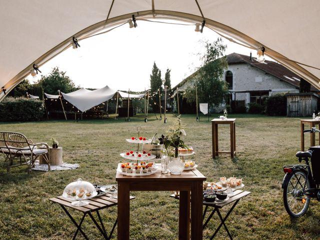 Le mariage de Liam et Mariah à Arès, Gironde 27