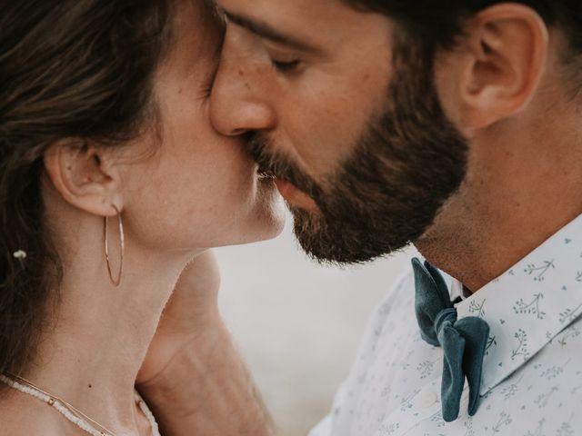 Le mariage de Liam et Mariah à Arès, Gironde 33