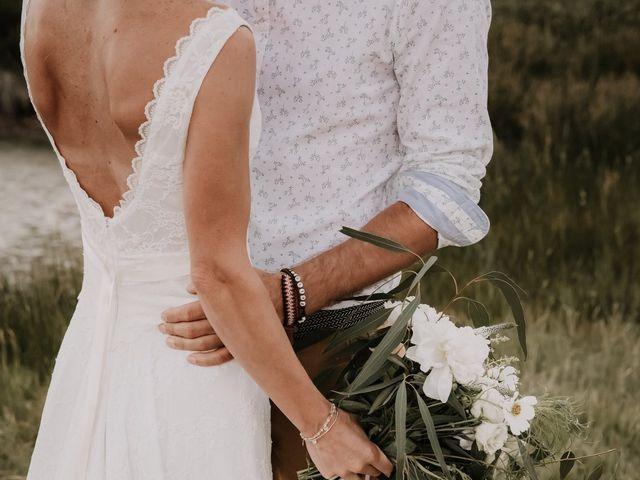 Le mariage de Liam et Mariah à Arès, Gironde 34
