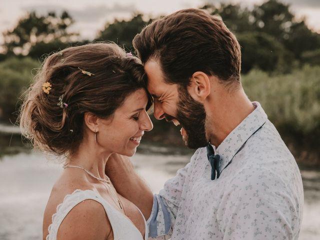 Le mariage de Liam et Mariah à Arès, Gironde 35