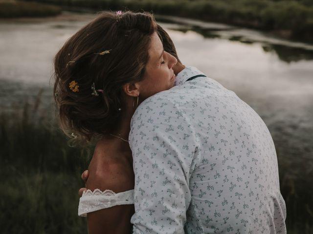 Le mariage de Liam et Mariah à Arès, Gironde 36