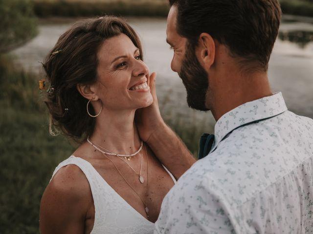 Le mariage de Liam et Mariah à Arès, Gironde 37