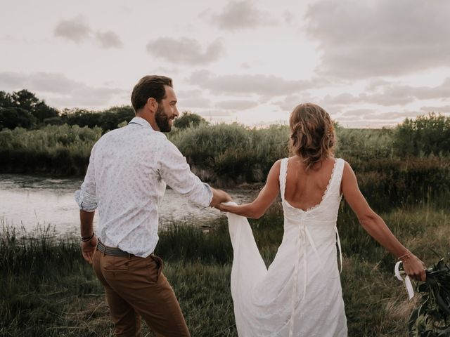 Le mariage de Liam et Mariah à Arès, Gironde 39