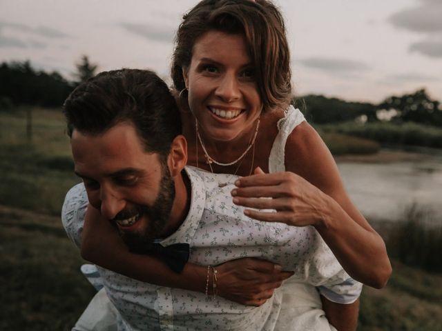 Le mariage de Liam et Mariah à Arès, Gironde 40