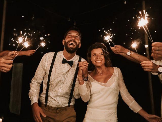 Le mariage de Liam et Mariah à Arès, Gironde 41