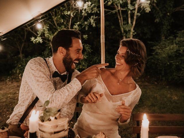 Le mariage de Liam et Mariah à Arès, Gironde 47