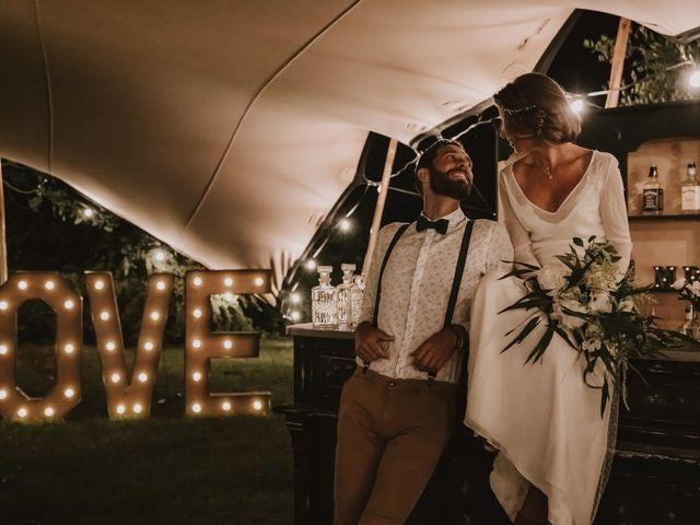 Le mariage de Liam et Mariah à Arès, Gironde 54