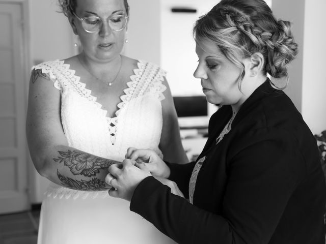 Le mariage de Julien et Coralie à Hazebrouck, Nord 29
