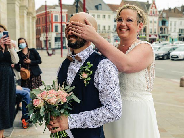 Le mariage de Julien et Coralie à Hazebrouck, Nord 39
