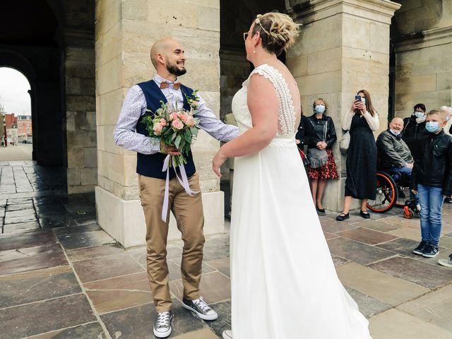 Le mariage de Julien et Coralie à Hazebrouck, Nord 40