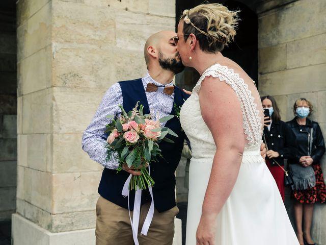 Le mariage de Julien et Coralie à Hazebrouck, Nord 41