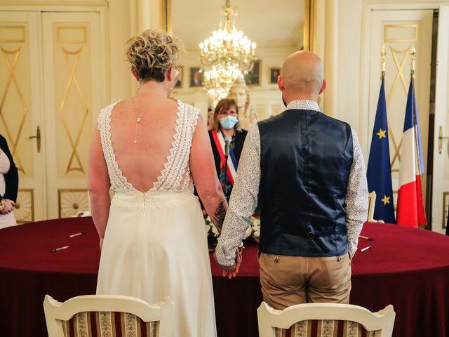 Le mariage de Julien et Coralie à Hazebrouck, Nord 54
