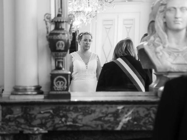 Le mariage de Julien et Coralie à Hazebrouck, Nord 56