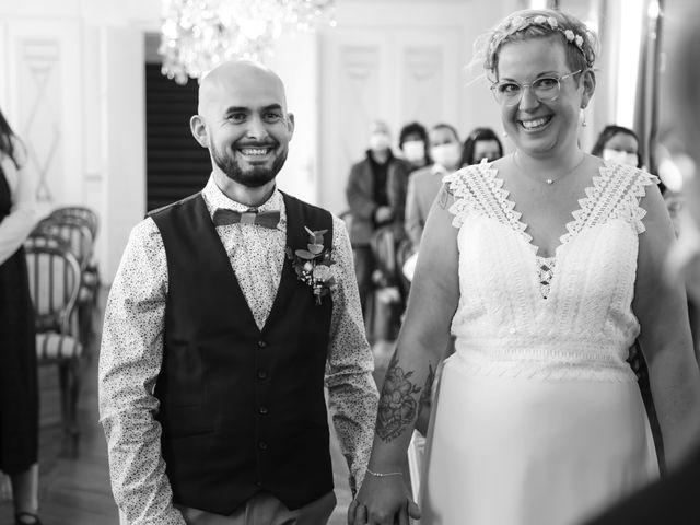 Le mariage de Julien et Coralie à Hazebrouck, Nord 58