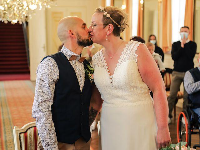 Le mariage de Julien et Coralie à Hazebrouck, Nord 60