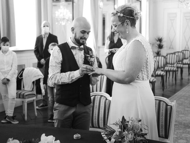 Le mariage de Julien et Coralie à Hazebrouck, Nord 63