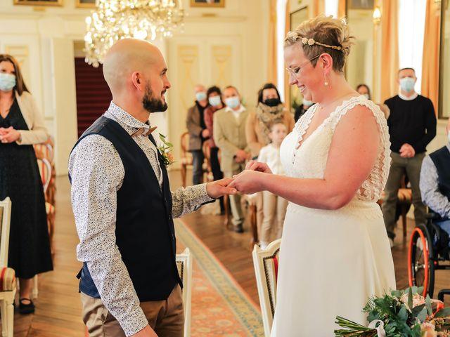 Le mariage de Julien et Coralie à Hazebrouck, Nord 64